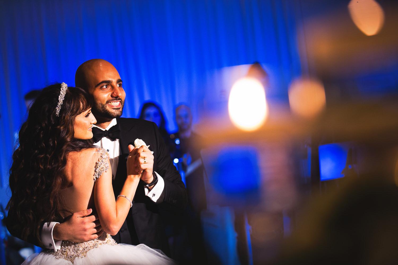 Pelican Hill Photographer - Wedding Reception