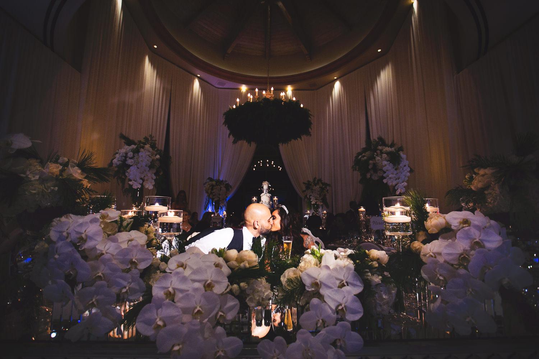 Pelican Hill Photographer - Persian Jewish Wedding Reception