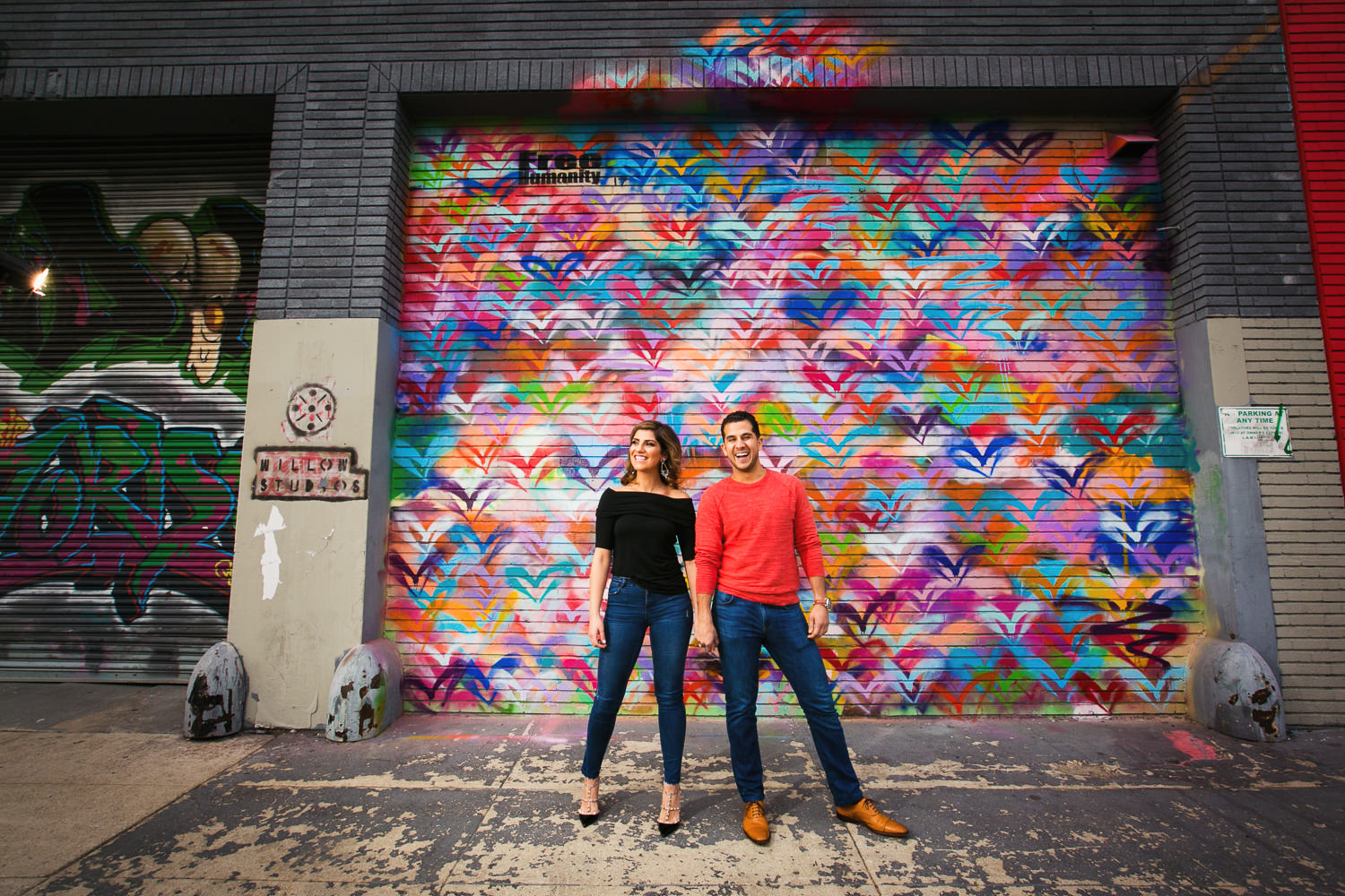 Downtown La Engagement by Callaway Gable