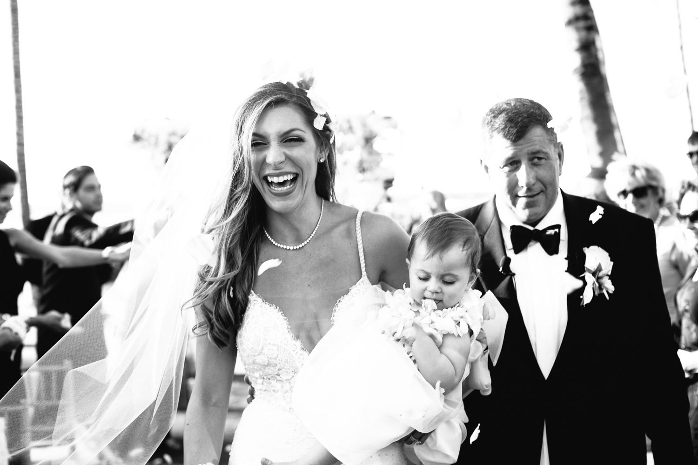 Married at the Four Seasons Hualalai