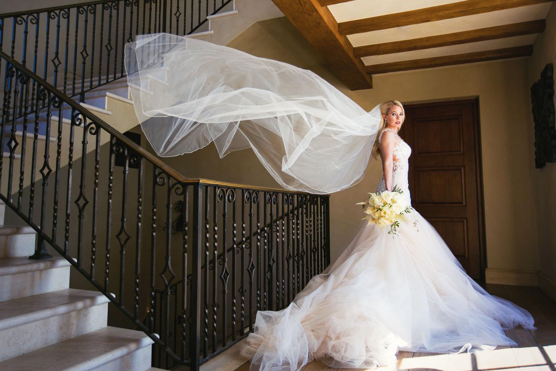 Galia Lahav Couture Wedding Gown | Malibu Wedding