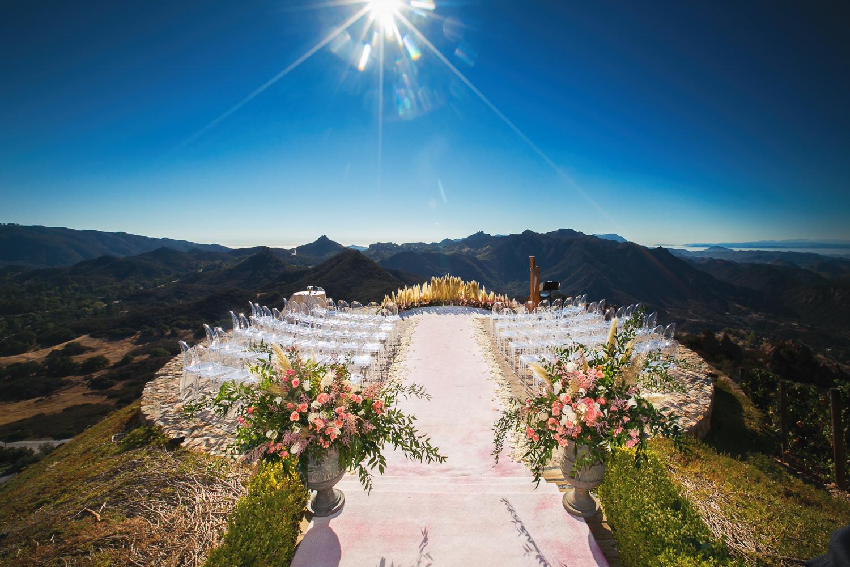 Shawna Yamamoto and Sterling Engagements Wedding Ceremony
