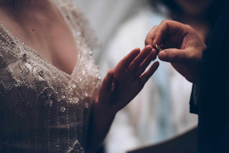 Los Angeles wedding rings