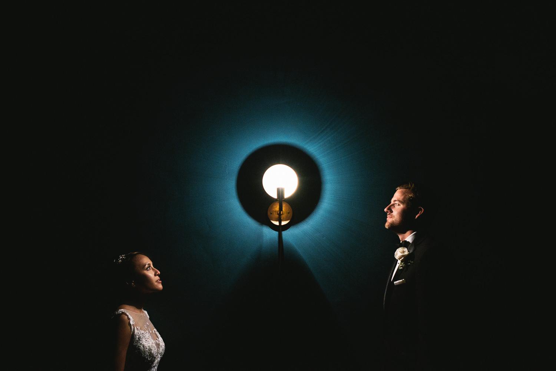 Vibiana Wedding Venue - Couples Portrait