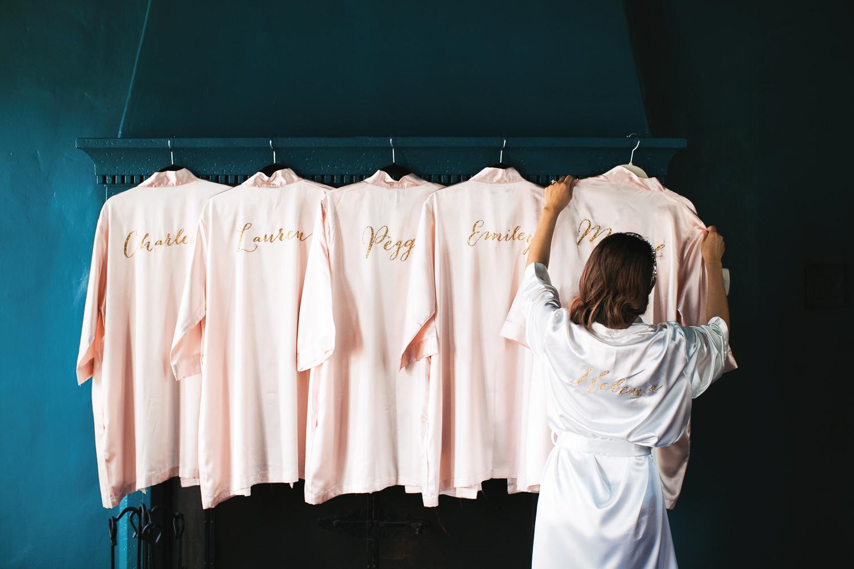Vibiana Wedding Venue - Getting Ready