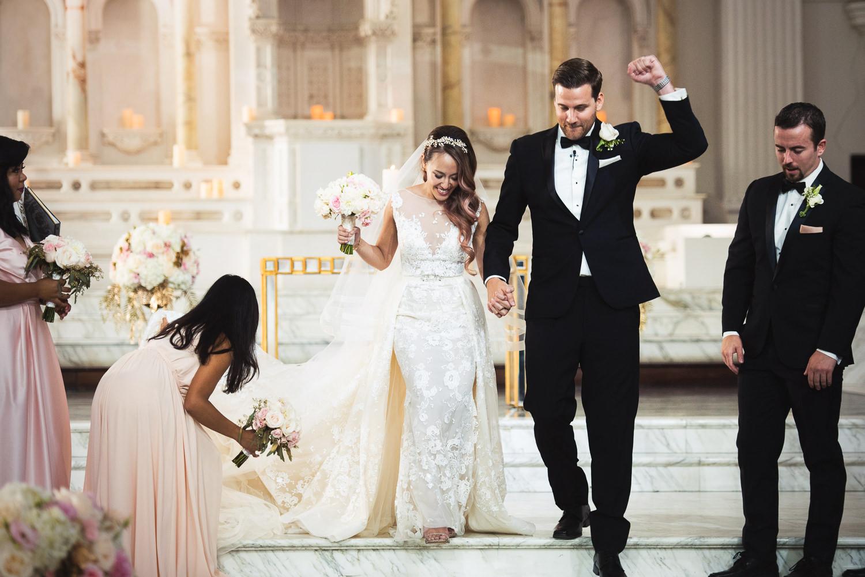 Vibiana Wedding Venue - Celebrating