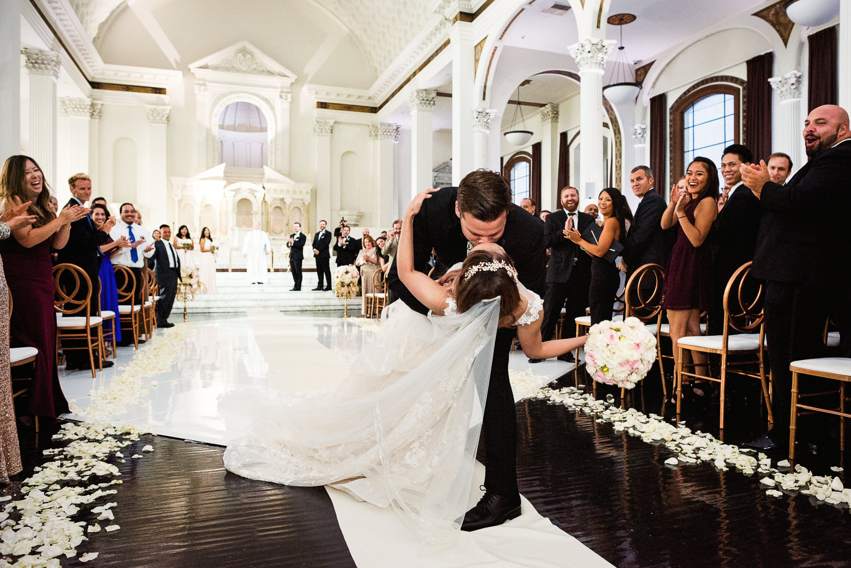 Vibiana Wedding Venue - Capturing The Perfect Moment