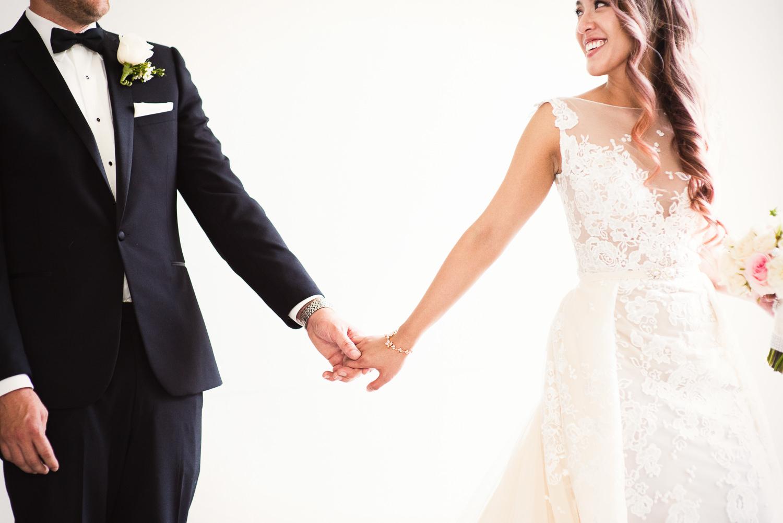 Vibiana Wedding Venue - Gorgeous Photo Of Couple