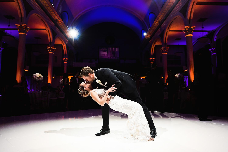 Vibiana Wedding Venue - The First Dance