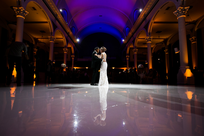 Vibiana Wedding Venue - Wedding Reception