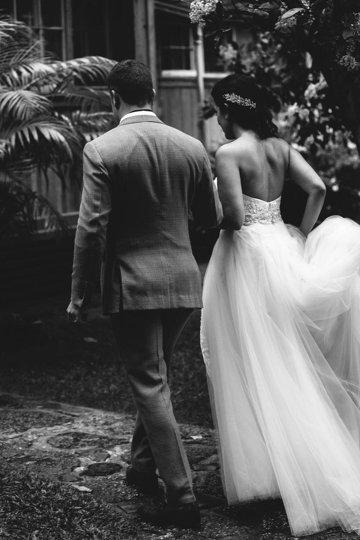 Haiku Mill Wedding in Maui Hawaii