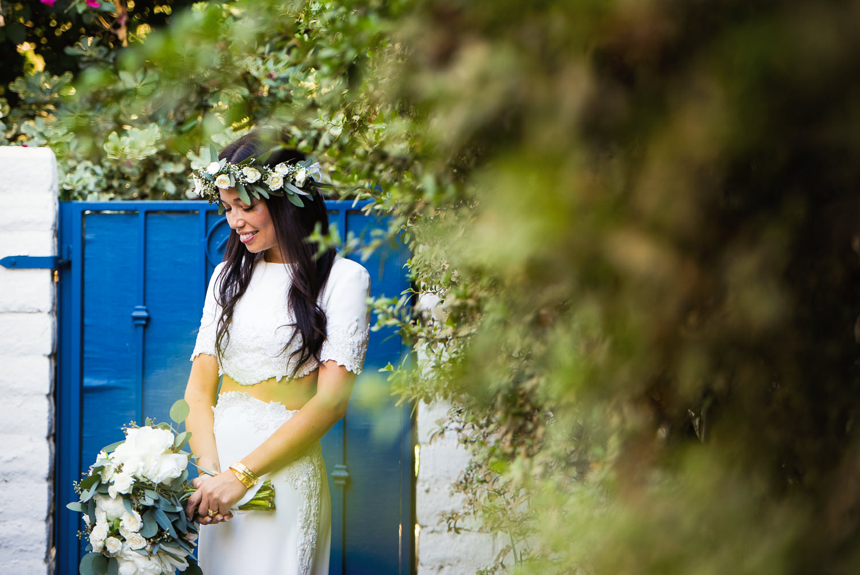 Parker Palm Springs Wedding - Dress By Reem Acra
