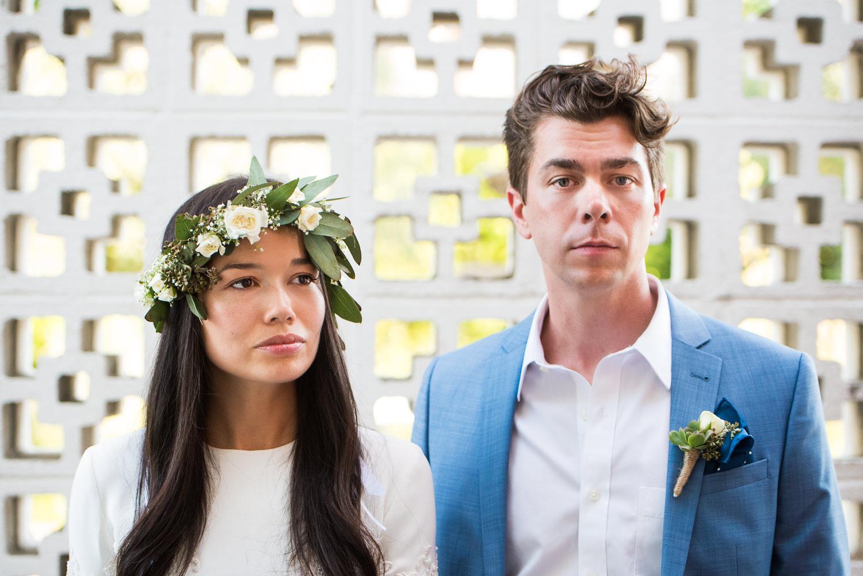Parker Palm Springs Wedding - Emotion Before Wedding