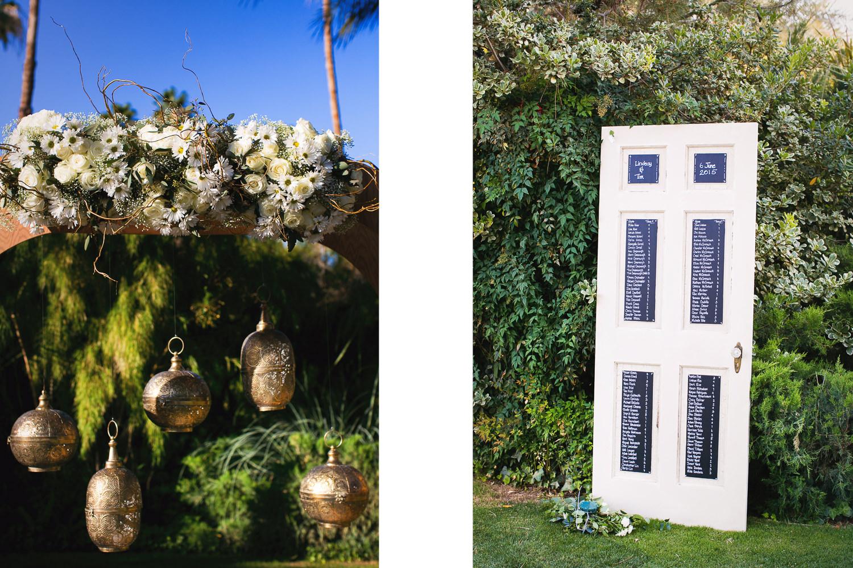 Parker Palm Springs Wedding - Artisan Events Decor