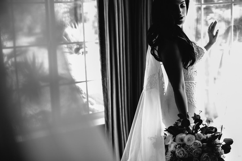 Hummingbird Nest Ranch Wedding - Persian Wedding Dress