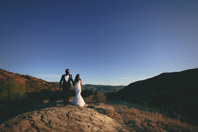 Hummingbird Nest Ranch Wedding - Atop The Hill