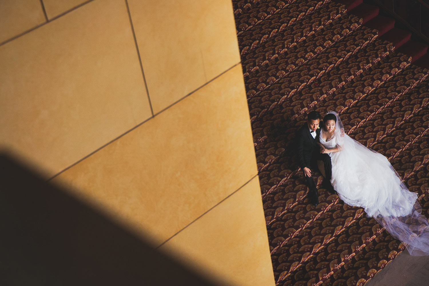 MacArthur Wedding in downtown Los Angeles