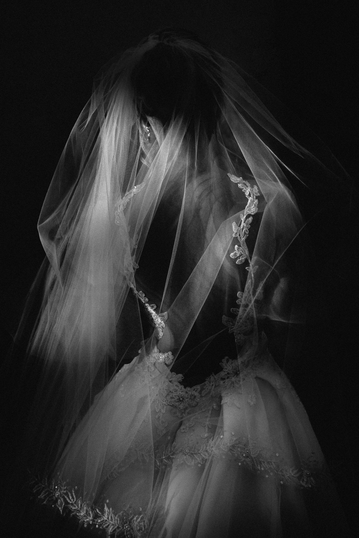 Four Seasons Santa Barbara Wedding - Gorgeous Dress