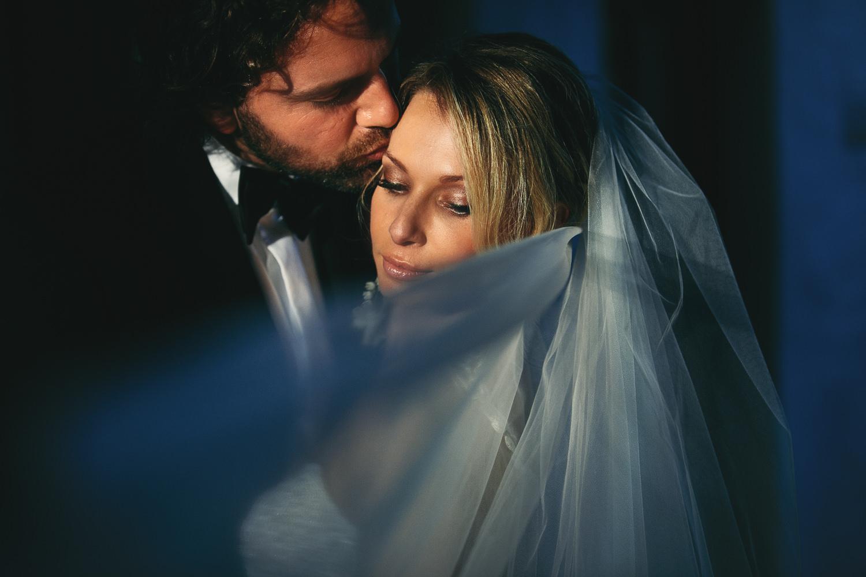 Four Seasons Santa Barbara Wedding - Embracing After Ceremony