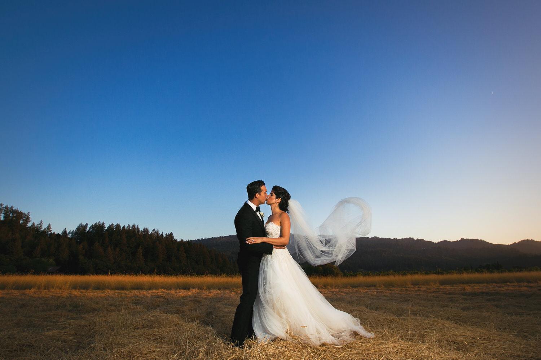 Napa Vineyard wedding photos from Persian wedding
