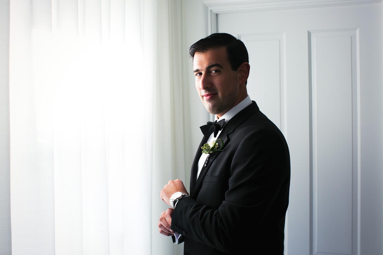 Same Sex Avalon Palm Springs Wedding - Portrait