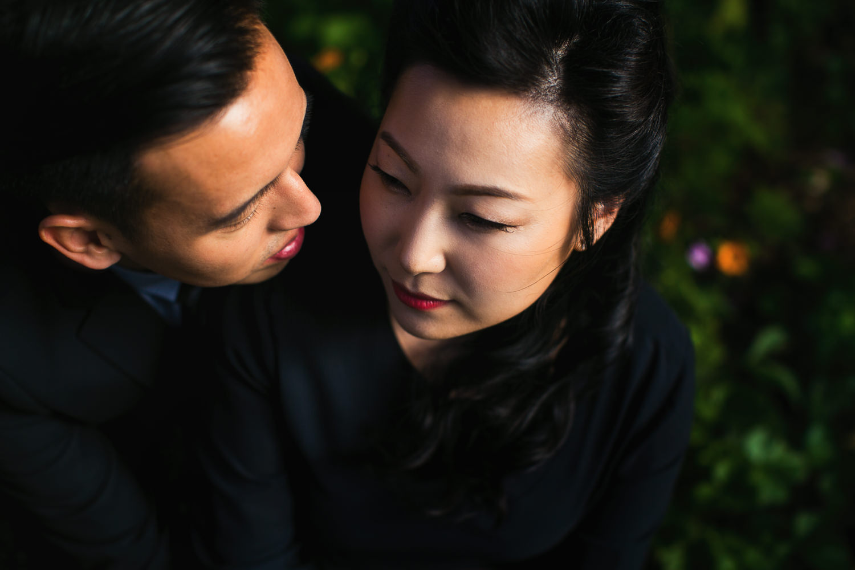 Los Angeles Engagement Photographer - Happy Engagement