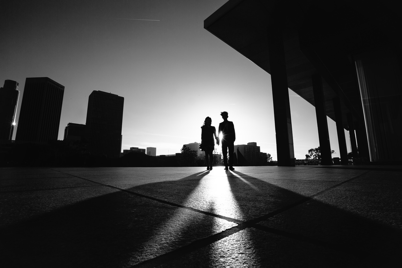 Los Angeles Engagement Photographer - Beautiful Engagement