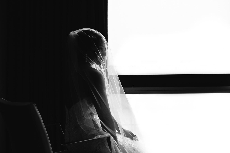 SLS Beverly Hills Wedding - Finishing Preparing