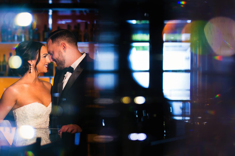 SLS Beverly Hills Wedding - In Love