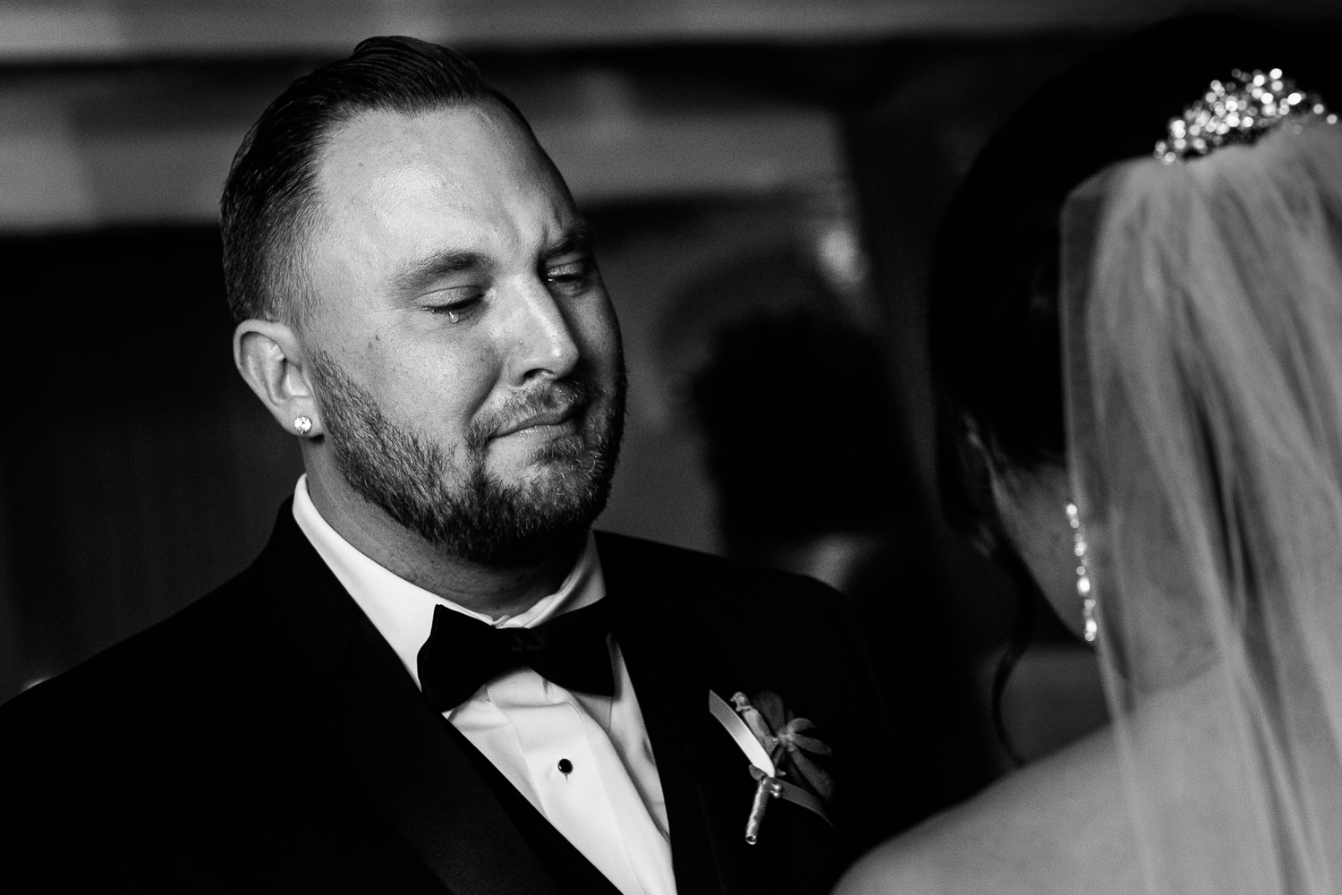 SLS Beverly Hills Wedding - Emotion of the Moment