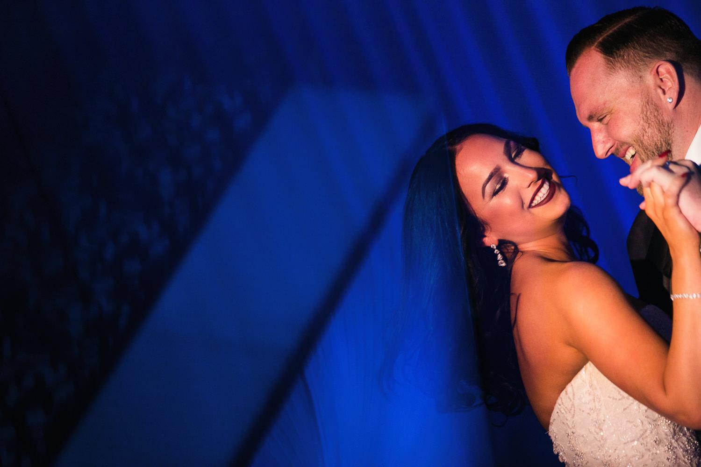 SLS Beverly Hills Wedding - Newly Weds First Dance