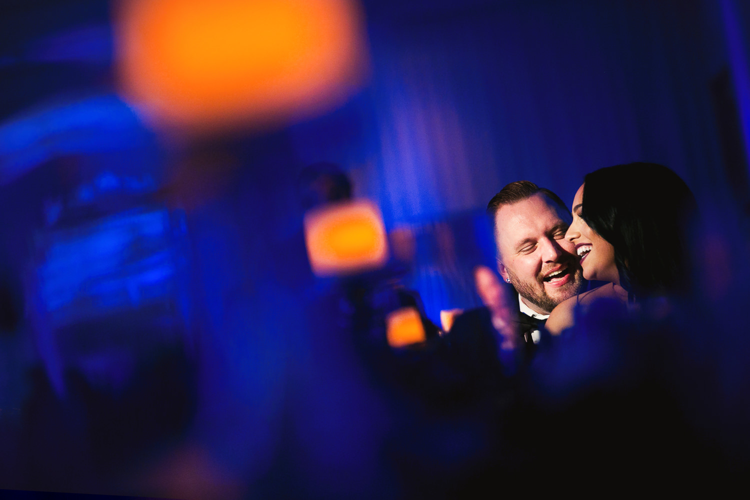 SLS Beverly Hills Wedding - Love and Laughter