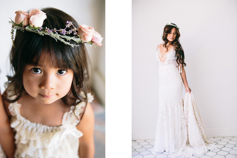 Los Olivos Wedding - Natural Light
