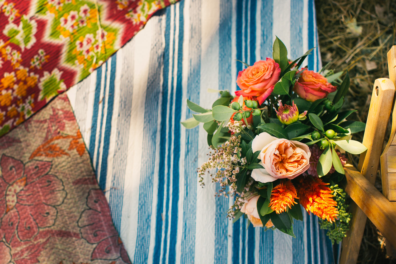 Los Olivos Wedding - Lovely Flowers