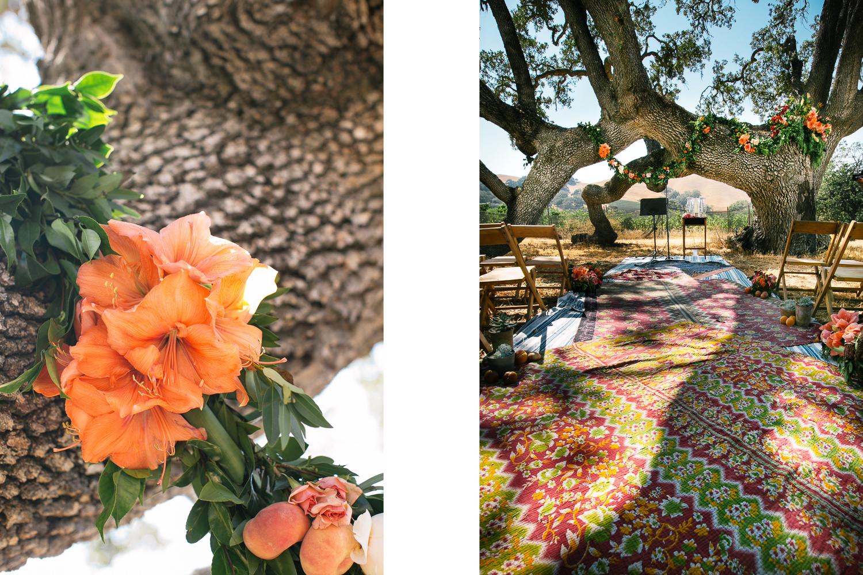 Los Olivos Wedding - Pretty Wedding Details