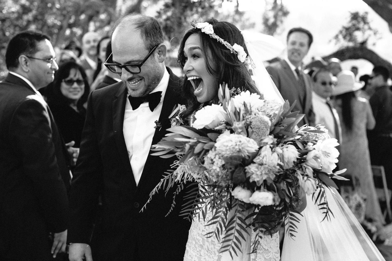 Los Olivos Wedding - Happily Married in Pretty Wedding