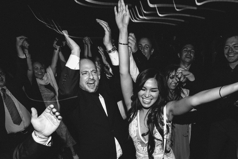 Los Olivos Wedding - Celebrating their marriage at their pretty wedding reception