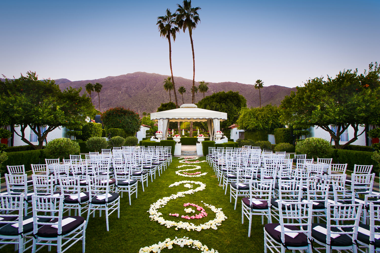 Avalon Palm Springs Photographer - Gorgeous Wedding Decor