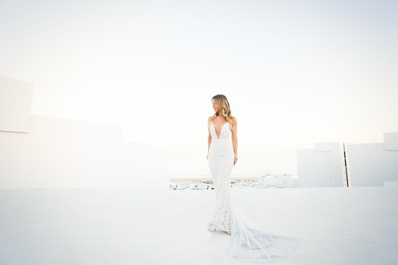 Viceroy Los Cabos Wedding - Bride looking fabulous