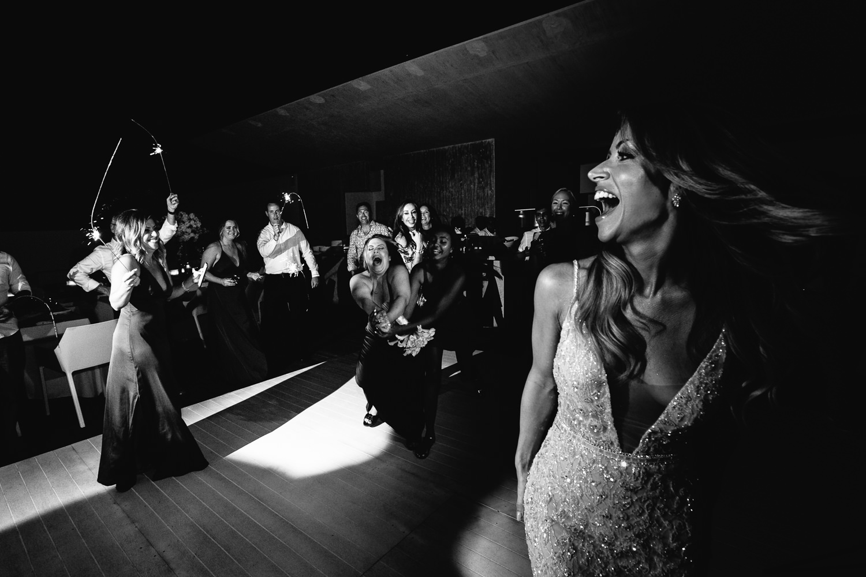 Viceroy Los Cabos Wedding - Amazing wedding reception