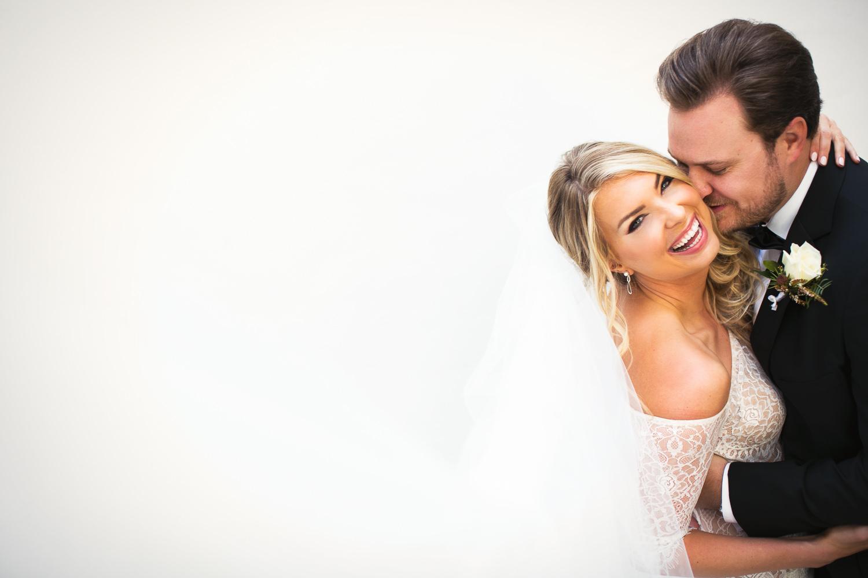 Ebell Long Beach Wedding - Showing their love