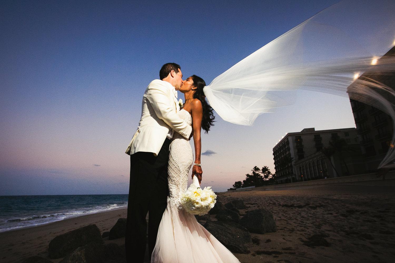 Best Breakers Palm Beach Wedding