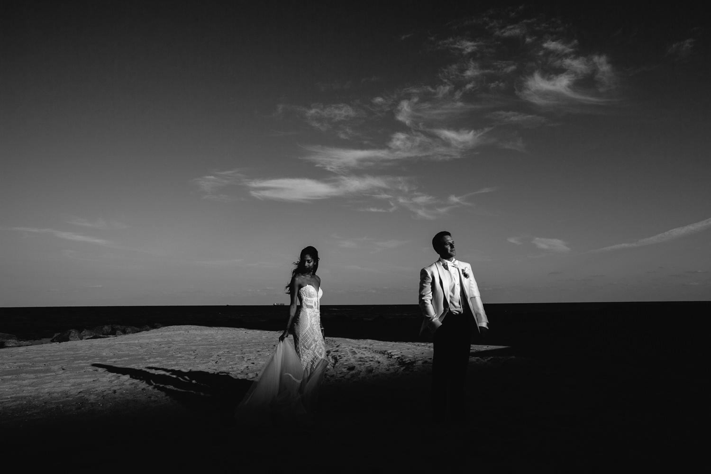 Breakers Palm Beach Wedding Classic Beach Shot