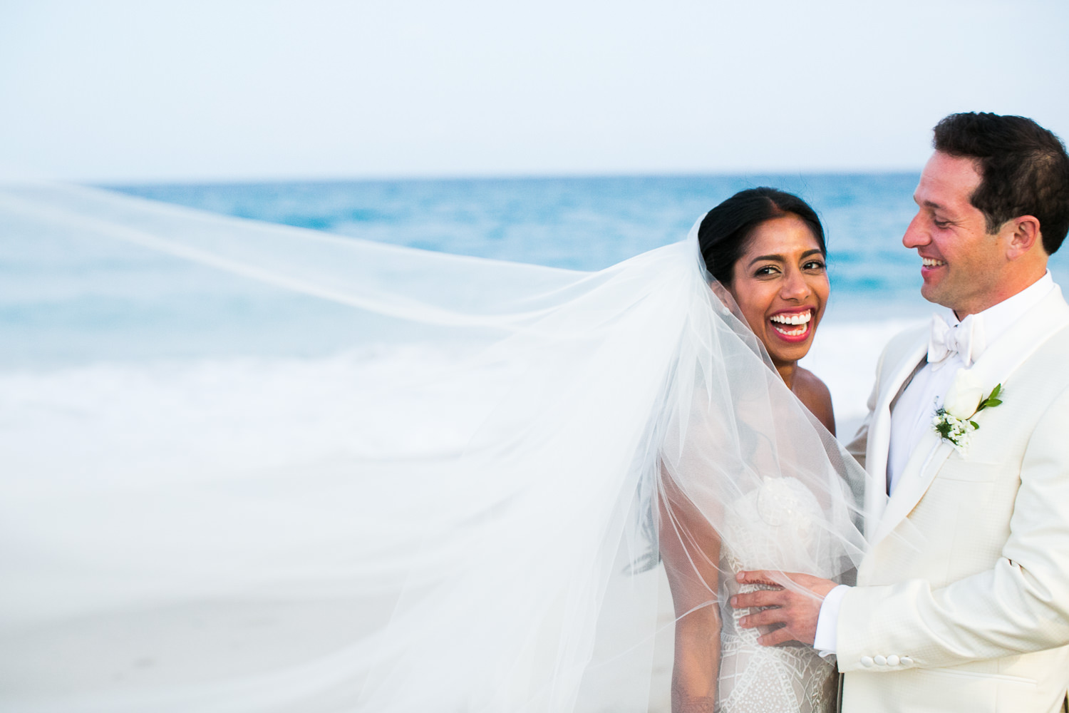 Breakers Palm Beach Wedding married by the beach