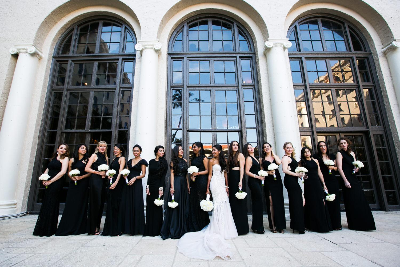 Breakers Palm Beach Wedding Bridesmaids