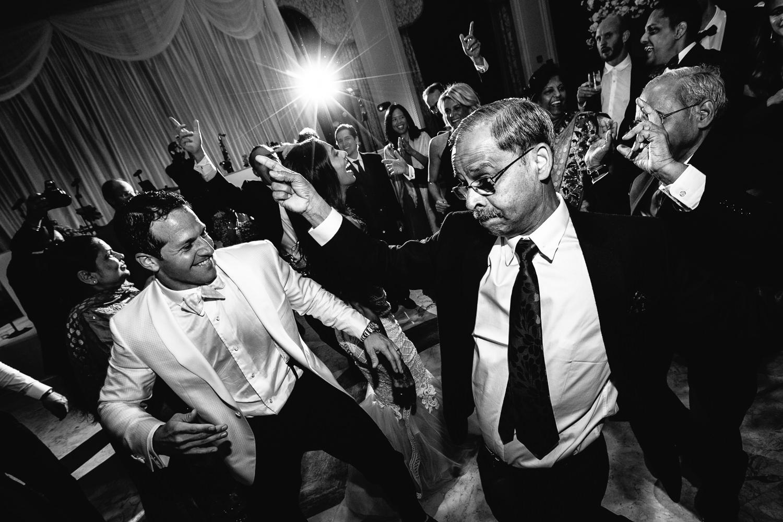 More Indian Dancing at Breakers Palm Beach Wedding