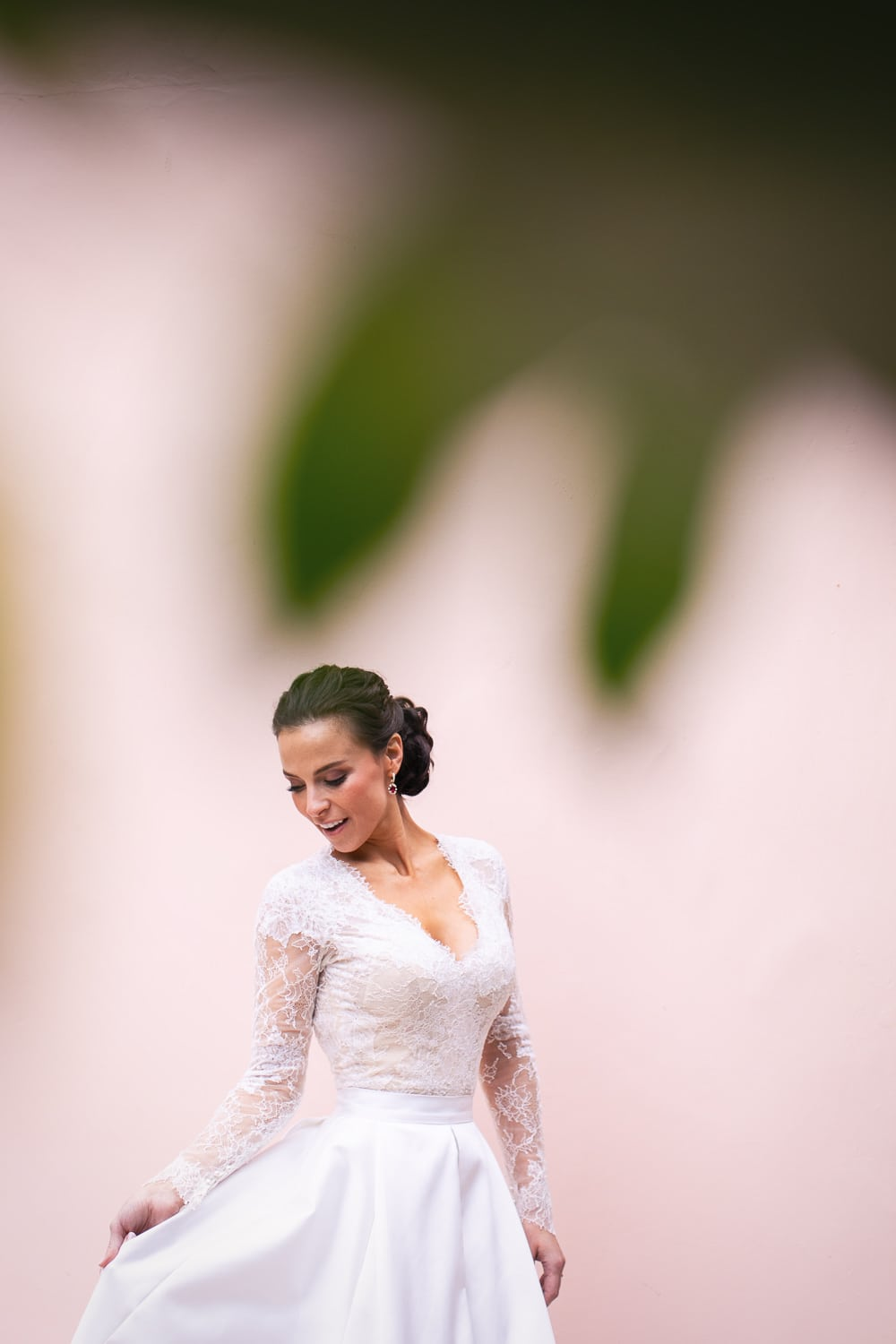 Best place for bride photo at Hotel Bel-Air
