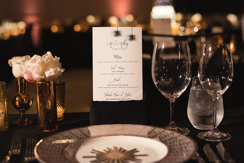 Hotel Bel-Air wedding decor designed by Simply Troy