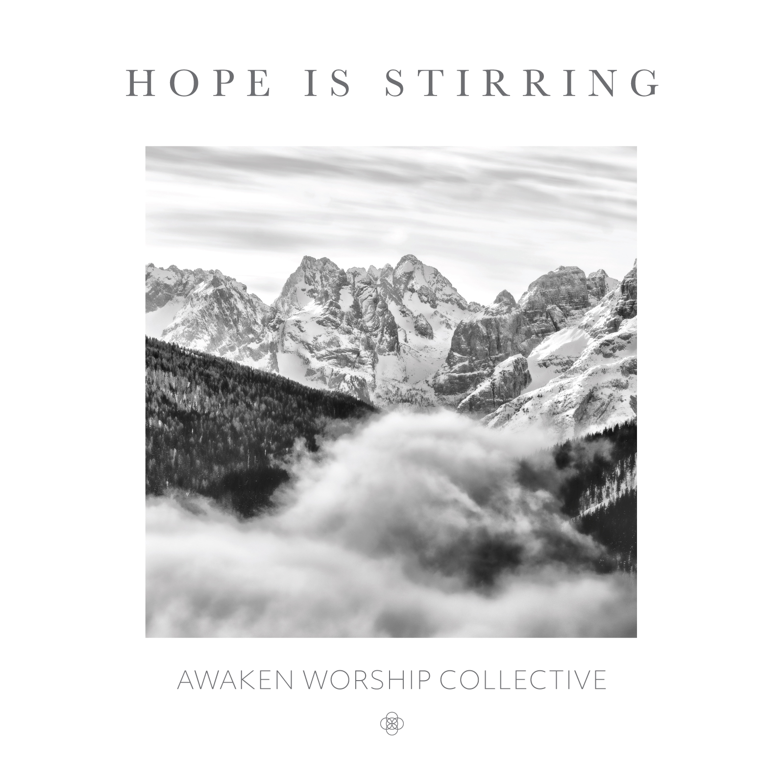 Hope Is Stirring Cover