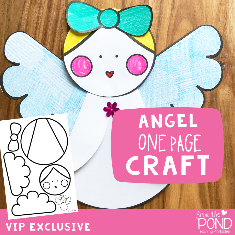 Angel One Page Craft